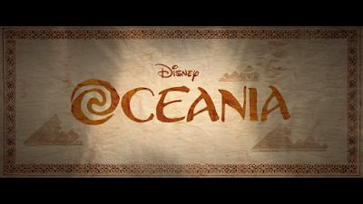Trailer Italiano per Oceania della Disney