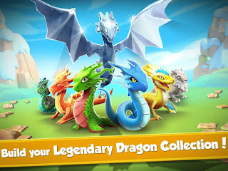Dragon Mania Legends Mod Hack Apk