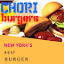 Chori Burger (New York's Best Burger)