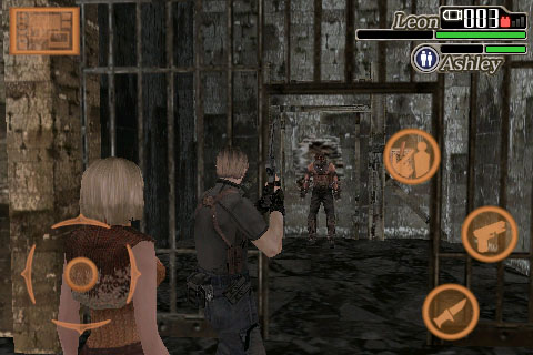 Download resident evil 4 for Andriod on 100 mb - Play the games
