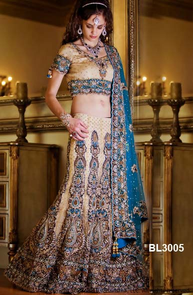 Expensive Wedding Dresses in India