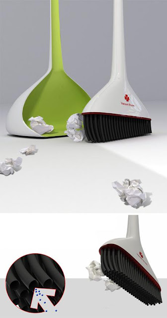 Innovative Vacuums and Unusual Vacuum Cleaner Designs (15) 7