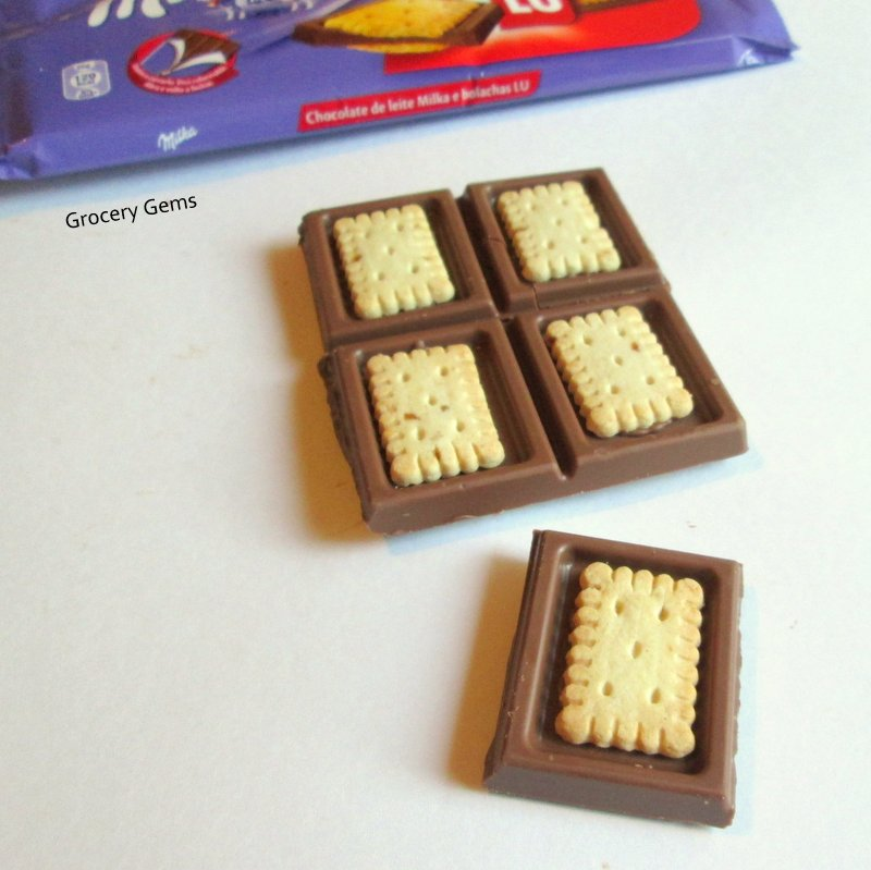 Grocery Gems Milka With Tuc And Milka With Lu Review
