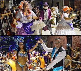 Desfile de Llamadas 2017 Montevideo Uruguay La Fuerza