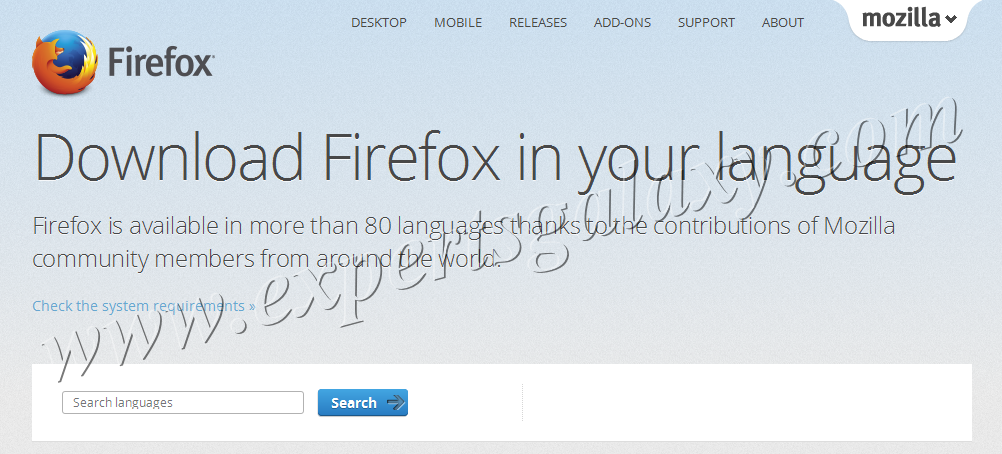 Download Mozilla Firefox Offline Installer