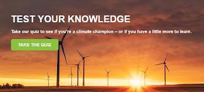 climate change quiz