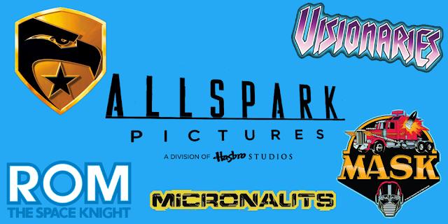 Hasbro Assembles Cinematic Universe Writing Team, First Meeting Next Week