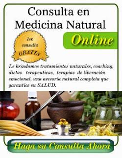 Consulta Online Medicia Natural