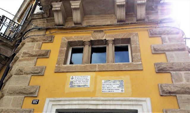 Palazzo del Sedile a Castellaneta