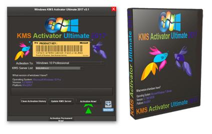 Resultado de imagen de Windows KMS Activator Ultimate 2019