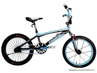 Sepeda BMX Pacific Artex FreeStyle 20 Inci