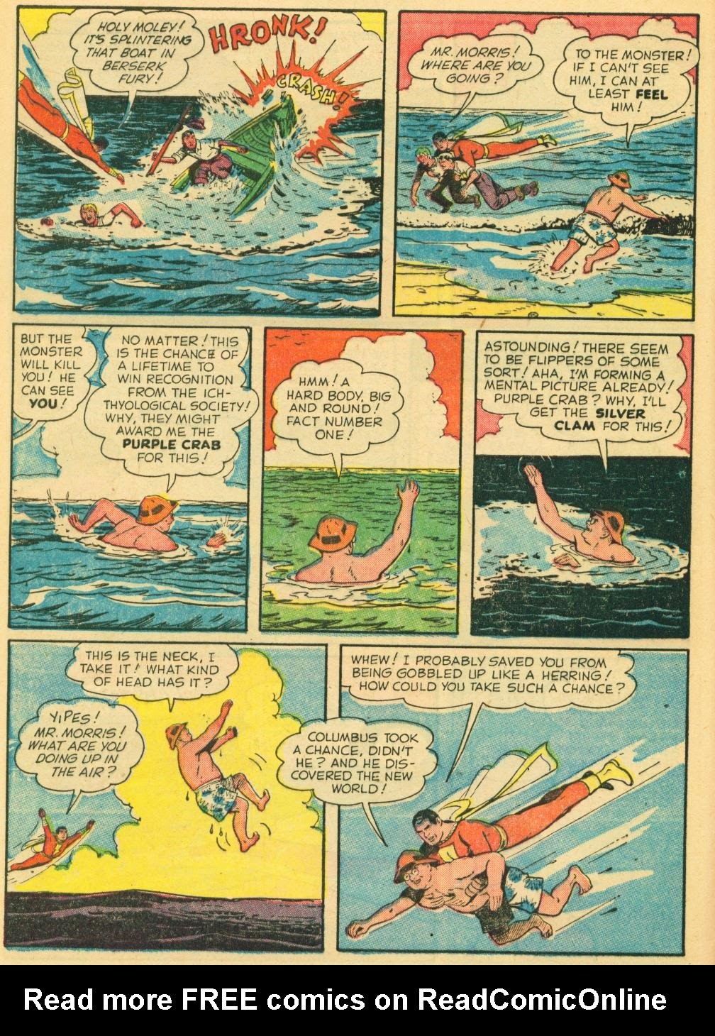 Captain Marvel Adventures issue 130 - Page 32