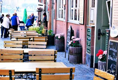 Frankfurt'tan Günlük Yaşam Kareleri