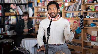 Let's Get Into Thee Toro y Moi Groove With An Appearance On Tiny Desk Concert!