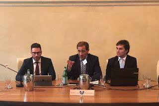 Garro propuso oficialmente a La Plata para ser sede de la Cumbre Mundial de los Premios Nobel de la Paz