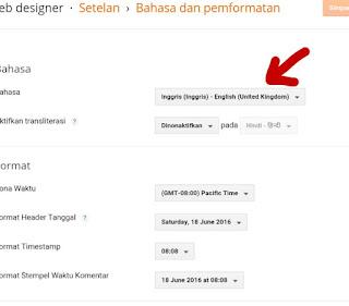 Cara Menampilkan TAB Google Adsense Di Dashboard Blogger