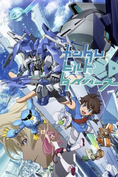 Gundam Build Divers Sub Español