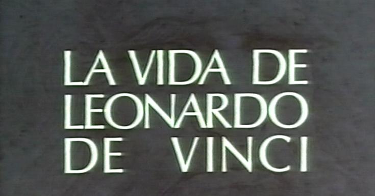 Carta De Ajuste La Vida De Leonardo Da Vinci