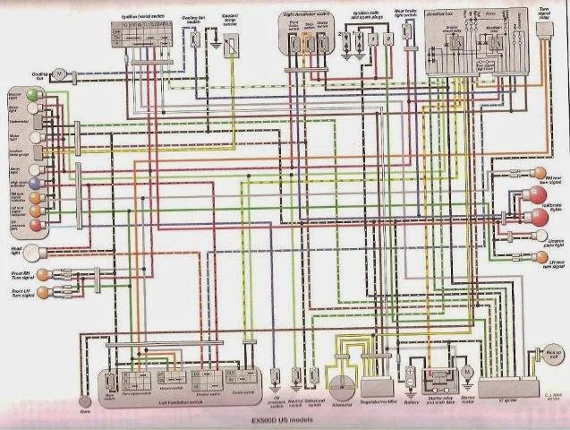 TTS AUTO SPEED: Share Sebagian Wiring Diagram (Skema Kabel