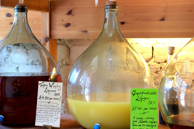 Gift Idea Liqueurs Demijohn The Liquid Deli