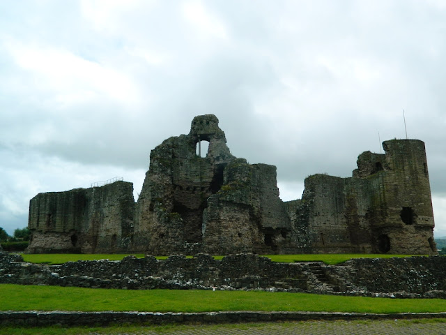 Rhuddlan Castle, North Wales Castles,