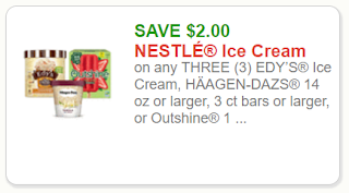 photo about Haagen Dazs Printable Coupon named Edys Ice Product, Haagen-Dazs, or Outshine Bars: Uncommon