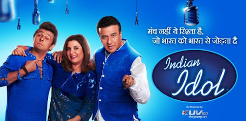 Poster Of Indian Idol 8th January 2016 Watch Online Free Download