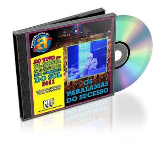 BRASIL AFORA BAIXAR CD PARALAMAS