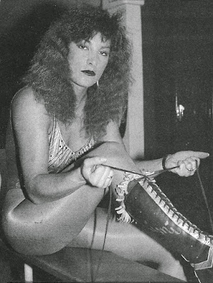 The Magnificent Mimi - Female Wrestling