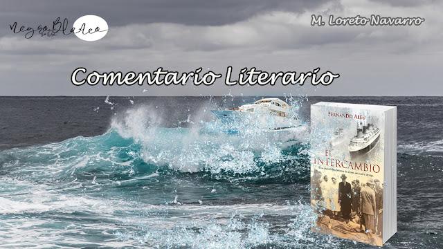 El Intercambio. Fernando Aleu. Roca Editorial. Blog: Negro sobre Blanco. M. Loreto Navarro