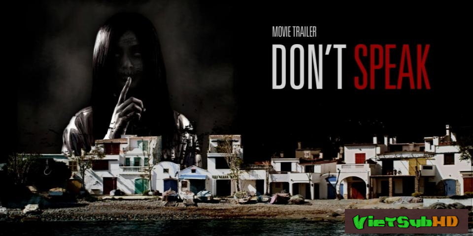 Phim Thị Trấn Ma Trailer VietSub HD | Don't Speak 2016