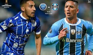 Godoy Cruz de Mendoza vs Gremio de Porto Alegre