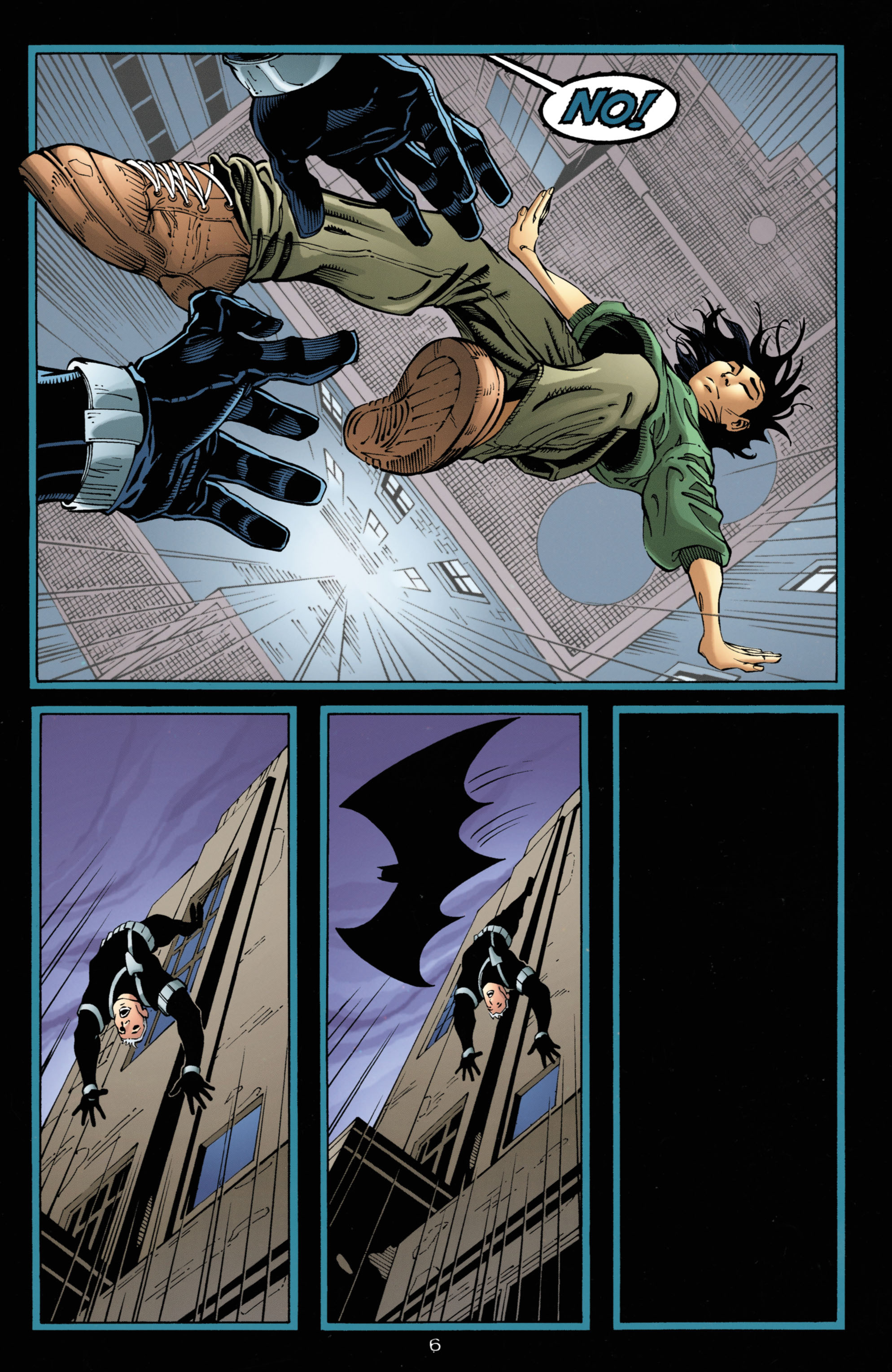 Detective Comics (1937) 734 Page 6