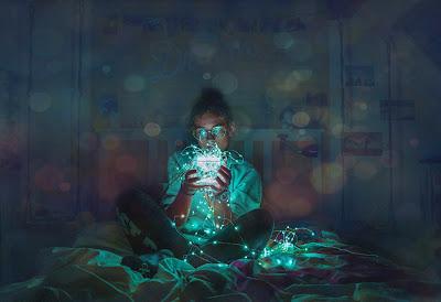światło w ciemności / tunelu, niezwykła muzyka, utwory, piosenki