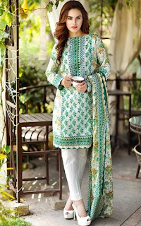 Warda Eid Dresses for Girls