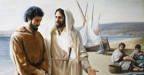 Resultado de imagen de pedro y jesus me amas