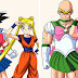 Como seria se Dragon Ball Z se juntasse com Sailor Moon