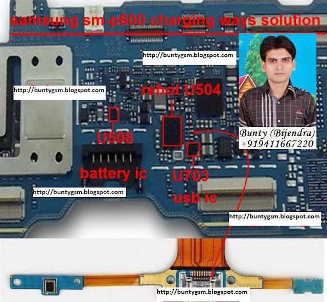 Samsung P600 Charging Problem Solution - IMET Mobile