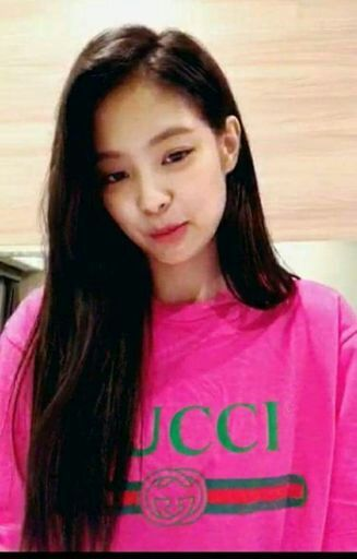 Jennie Without Makeup