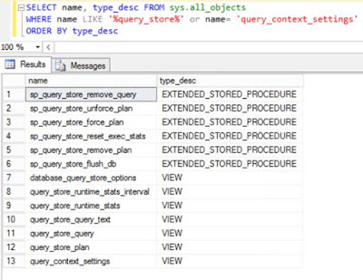 Getting started with Query Store feature in SQL Server 2016 – Part 3