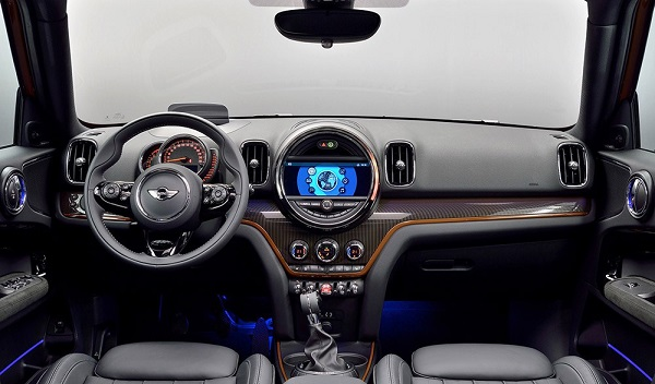 Interior Mini Cooper Countryman