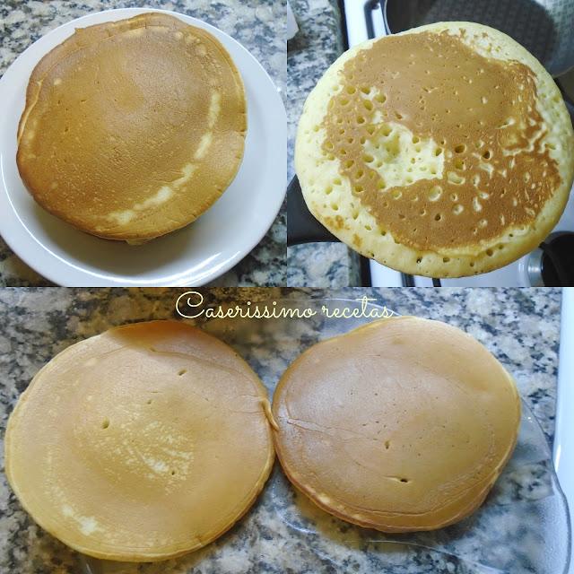 Dorayakis  ( Tipo Pancakes - Tortitas Americanas)