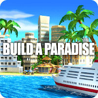 Tropic Paradise Sim: Town Building City Island Bay Infinite All Currencies MOD APK
