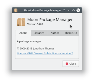 About Muon Page