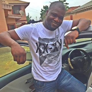 "Naijaloaded Owner Makinde Azeez Flaunts His House and Toyota Camry Says ""Ignore The Pain. . Aim The Gain"""