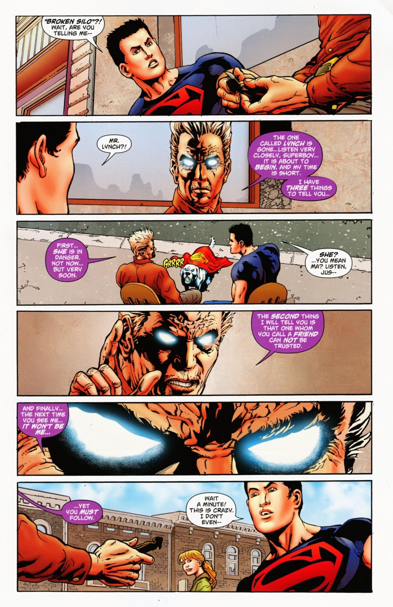 Superboy [I] Issue #8 #8 - English 17