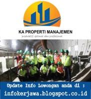 Lowongan Kerja PT Kereta Api Properti Manajemen (PT KAPM)
