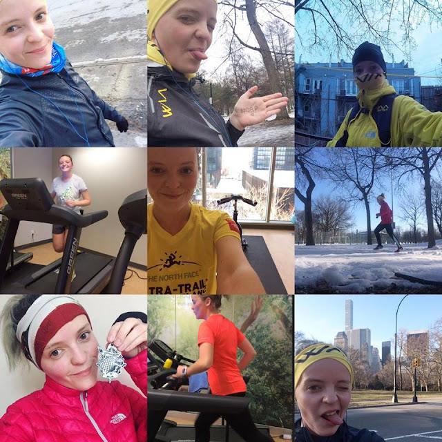 entrainement course à pied montréal février 2016