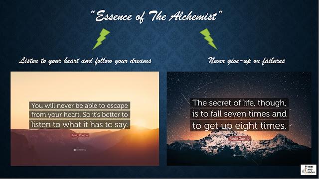 The alchemist summary - Paulo Coelho