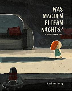 Cover von Thierry Lenain & Barroux - Was machen Eltern nachts?